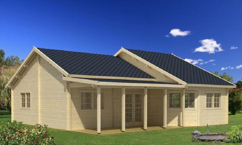 ein gartenhaus aus massivem nadelholz kann seine besitzer ber mehrere generationen erfreuen. Black Bedroom Furniture Sets. Home Design Ideas